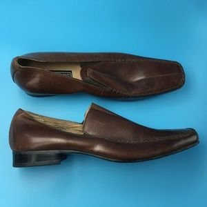 Stacy Adams Mens Robinson Moc Toe Loafers DR01939